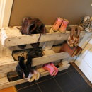 Shoe Racks, Shoe Shelves